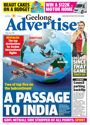 GeelongAdvertiserNewsPaper-AmritsarAirport_July2019-Page1.png