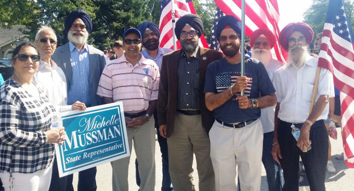 Schaumburg_Labor Day Parade_3 Sep 2019_with US Congressman Raja Krishnamoorti.jpg