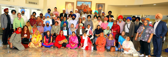 Sikh Awareness and Appreciation Month of April_Bill HB2832 Signing_3 Aug 2019_Community Group.JPG