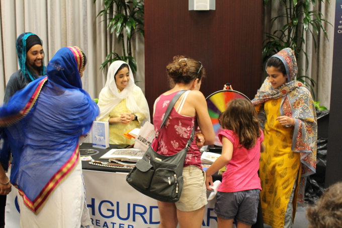 Sikh Booth Exhibition.JPG