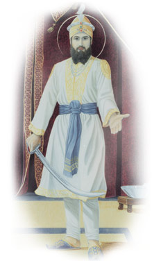 Guru Gobind Singh - Give me your Head