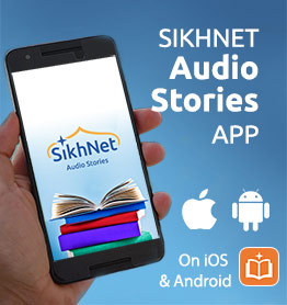 SikhNet Audio Stories Mobile App | SikhNet