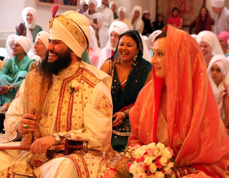 The Anand Karaj and the Lavan | SikhNet
