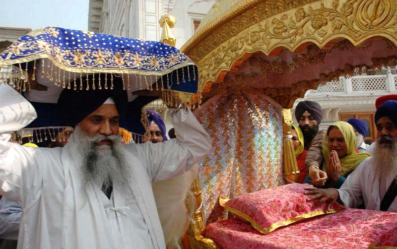 Guru Granth Sahib The Guru Eternal By Dr Mohinder Singh Sikhnet