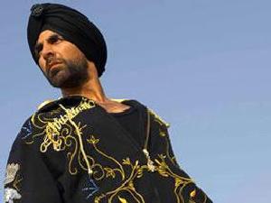 Handsome sikh men