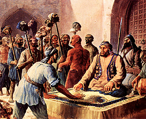 the history of the sikhs and sikhism The khalsa sikhs believe that sikhism is against the concept of pilgrimage his martyrdom is considered a watershed event in the history of sikhism political advancement after the martyrdom of.