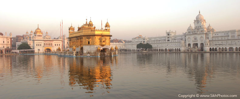 The Golden Temple - Siri Harmandir Sahib