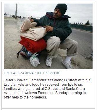 blankets distributed to fresno 39 s homeless sikhnet. Black Bedroom Furniture Sets. Home Design Ideas