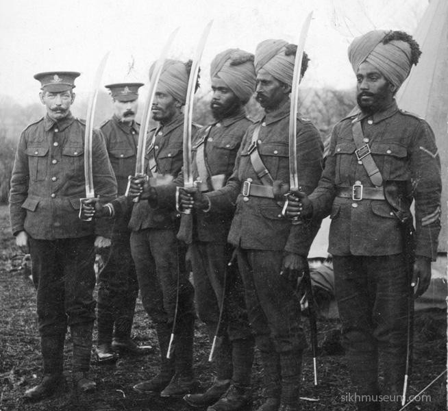 Sikh Bravery on Many Battlefronts   SikhNet