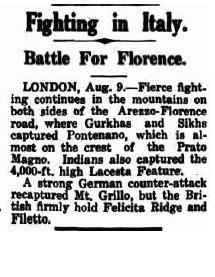 Sikhs Captured Florence (18K)