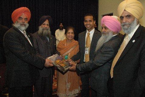 First White House celebration of Birth Anniversary of Guru ...