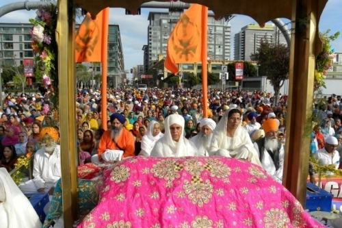 2010 Nagar Kirtan in Los Angeles, CA