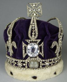 crown with Koh i noor (37K)