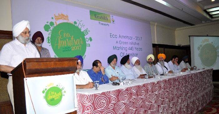 EcoSikh Eco-Amritsar 2017 Launch (13) (231K)