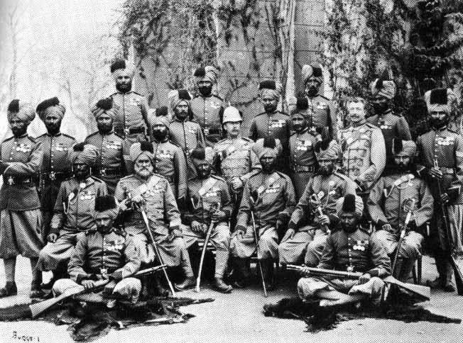 Punjab regiment 1882 (88K)