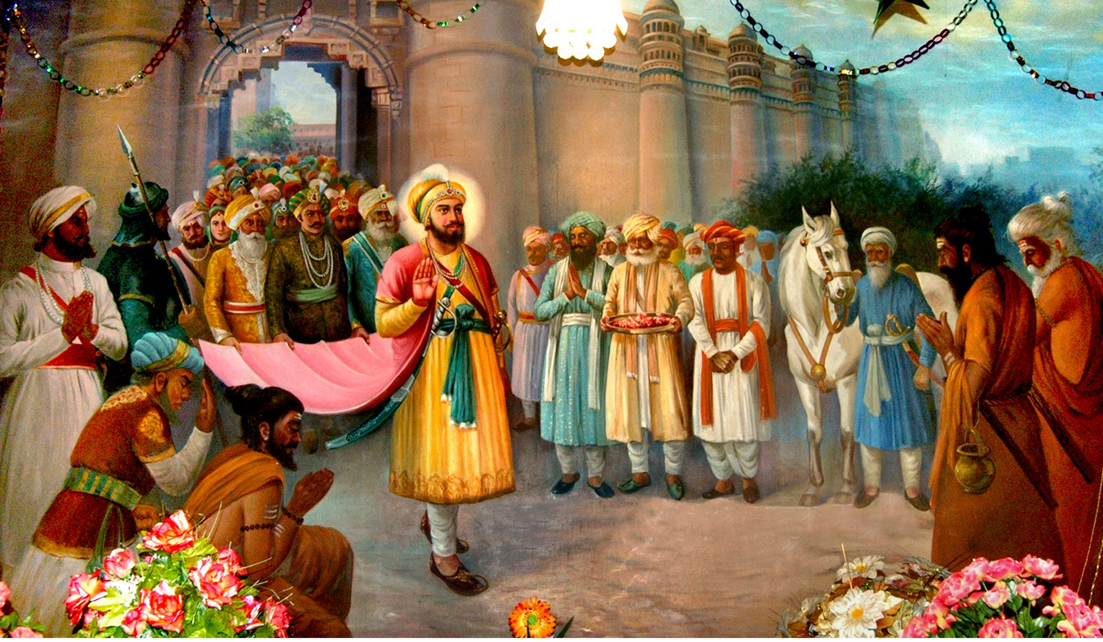 diwali expression of indias multicultural identity sikhnet