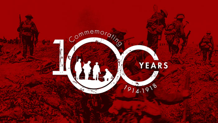 Image result for centenary of ww1