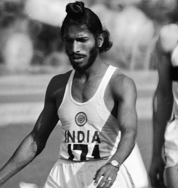The 'Flying Sikh' Who Won India's First Commonwealth Gold ...