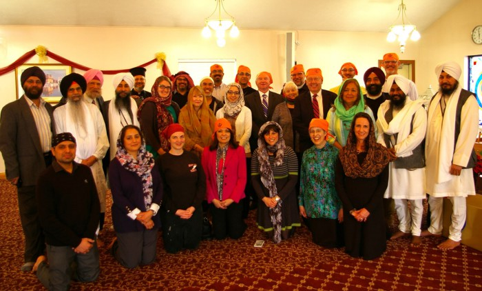 interfaith board meets at sikh gurdwara sikhnet