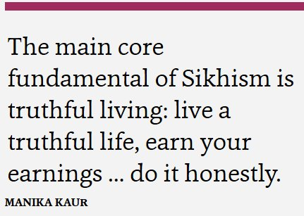 sikhism beliefs and practices
