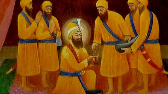 The Beloved Five | SikhNet