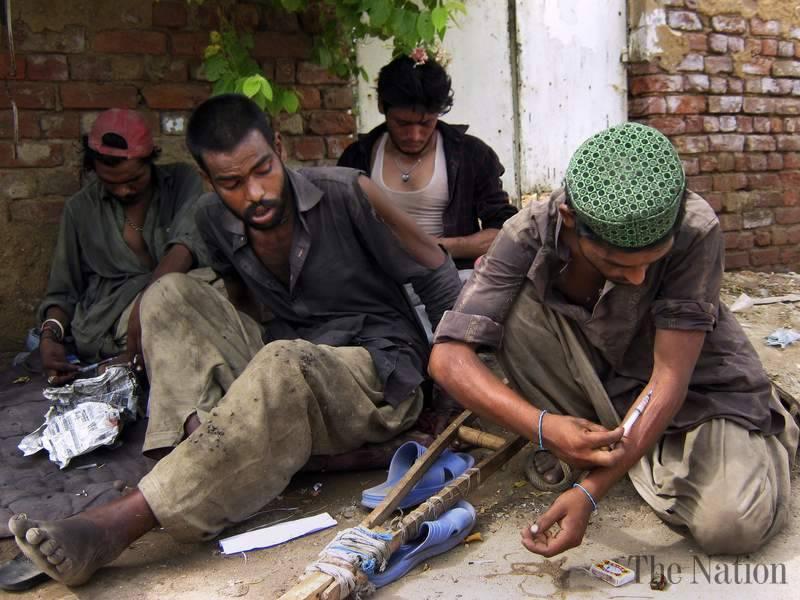 essay on drug addiction in punjabi