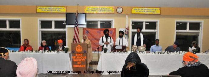 Surinder Kaur Singh_ Raagi Jatha_Speakers panel (99K)
