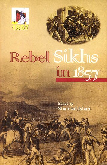 Rebel Sikhs in 1857 (57K)