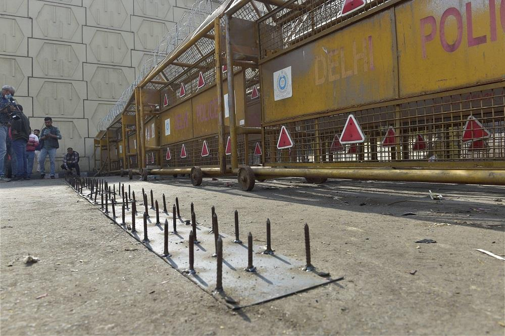 metal spikes at tikri border.jpg