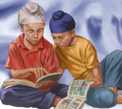 SikhNet Audio Stories for Children