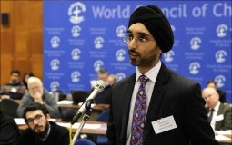 London barrister Jasvir Singh