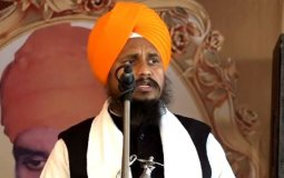 Akal Takht chief Giani Harpreet Singh