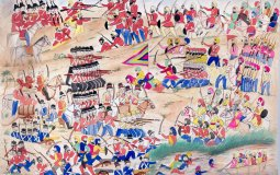 Sabraon Battle Scene