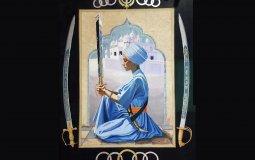 Khalsa Warrior