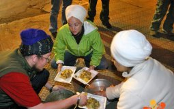 Langar Chile - feeding the poor