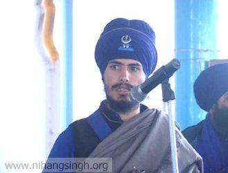 Giani Mehtab Singh Ji