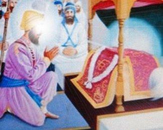 Gurgaddi-Sri-Guru-Granth-Sahib-Ji-Guru-Gobind-Singh 350.jpg