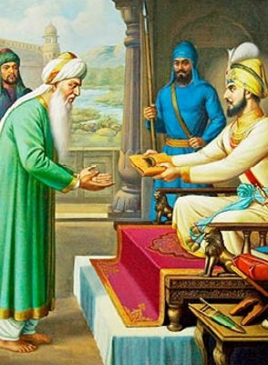 Universality Muslim Guru Gobind Singh Pir Budhu Shah.jpg