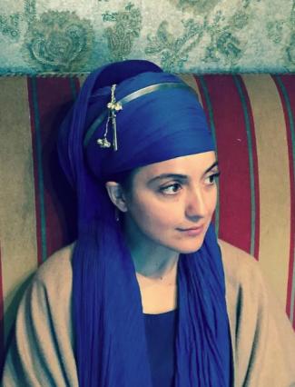 turbans harsangat kaur crown sikh women warrior.png