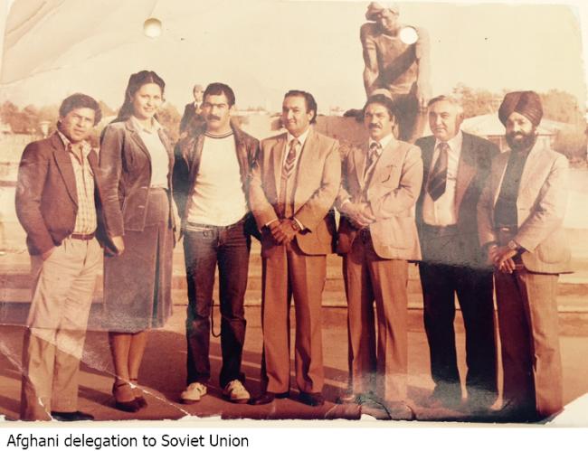 Gajinder delegation to Soviet Union.png