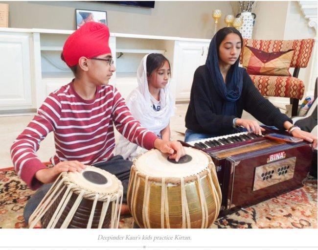 Kaur Life 5 kirtan playing.jpg