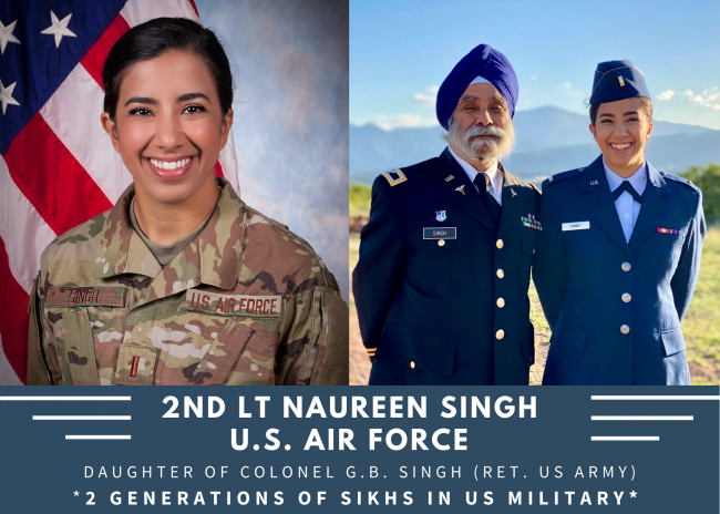 NaureenSingh_US Air Force_ Photo _ with Colonel GB Singh.png