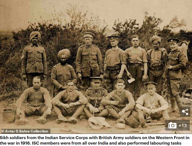 WWI Sikhs in regiment.png