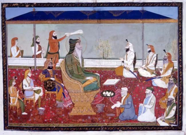 maharaja fresco.png