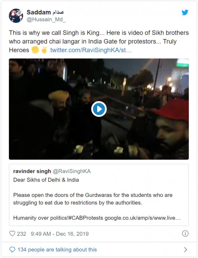 sikhs help 1 chai tweet.png