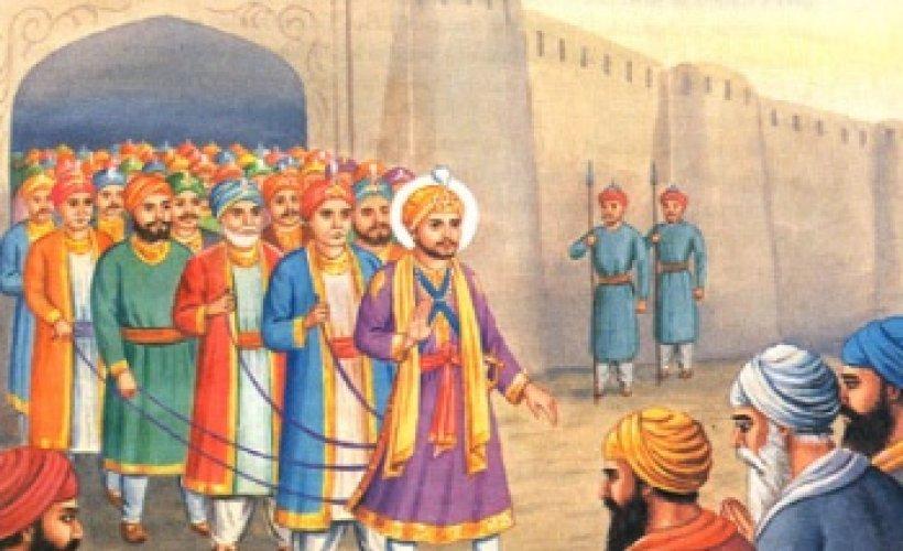Happy Bandi Chhor Divas Sikhnet