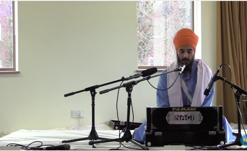 Emotional English Katha - Battle of Chamkaur