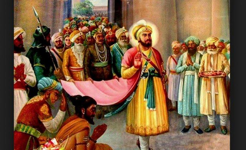 guru hargobind sahib ji a trailblazer of miri piri sikhnet