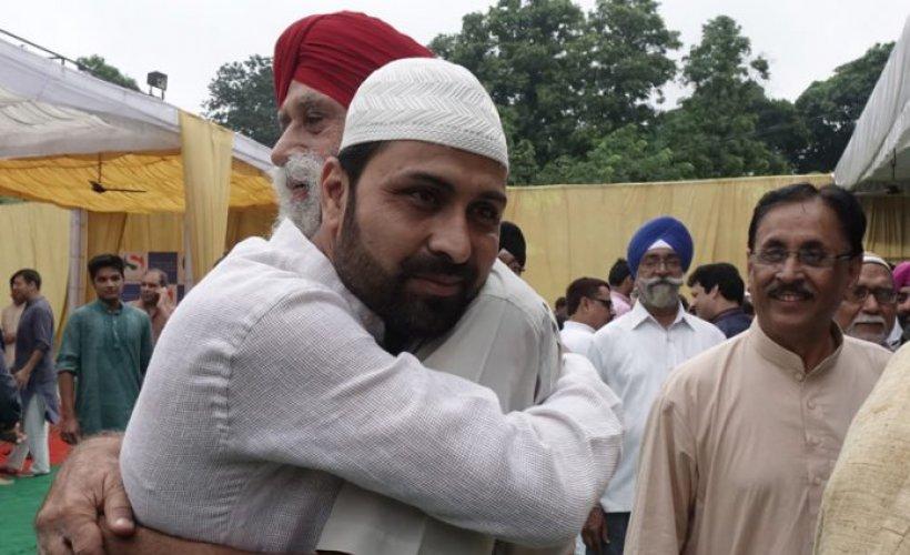 sikhism vs muslim