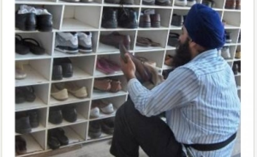 Sikh jatha readies for 'Jora Ghar Sewa' in Pak gurdwaras | SikhNet
